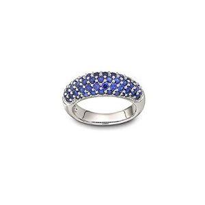 Swarovski Maeva Dark Blue Ring